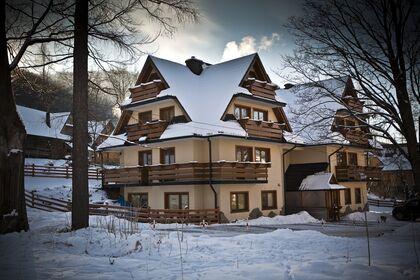 Kompleks Apartamenty Skocznia Zakopane