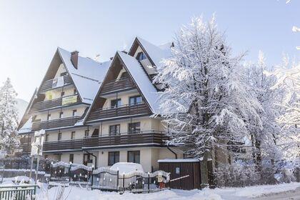 Complex apartamenty Na Tetmajera Zakopane