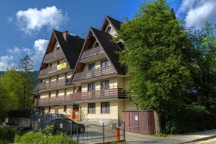 Kompleks apartamenty Na Tetmajera Zakopane