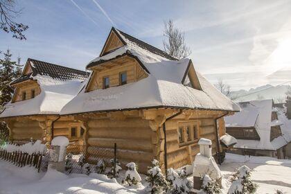 Complex Domy Tradycyjne Zakopane