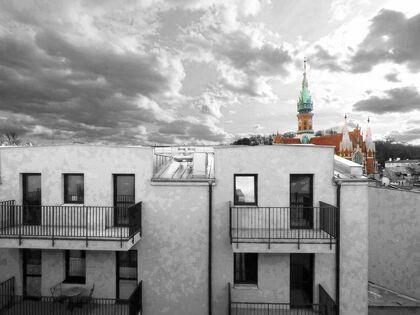 Kompleks Apartamenty Węgierska 8 Kraków