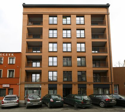Kompleks Apartamenty Rejtana 11 Kraków