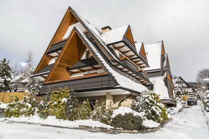 Kompleks Apartamenty Snowbird Kościelisko