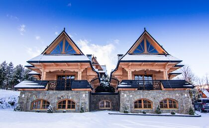 Kompleks Domy Highlanders House Zakopane