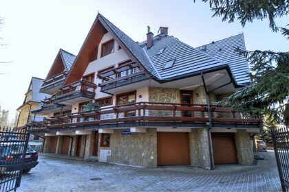 Complex Apartamenty Pastelowe Zakopane