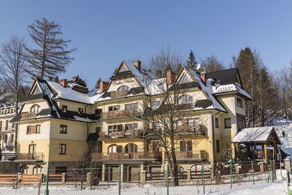 Kompleks Apartamenty Bajkowe Zakopane